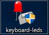 Keyboard LEDsのインストーラー