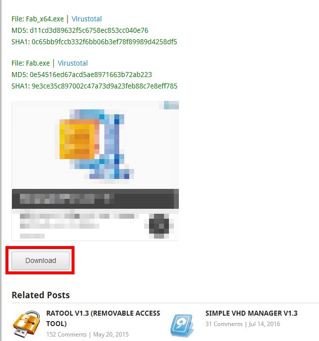 firewallappblockerのダウンロード